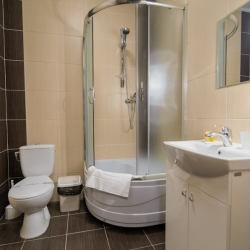 Bathroom and room superior standard